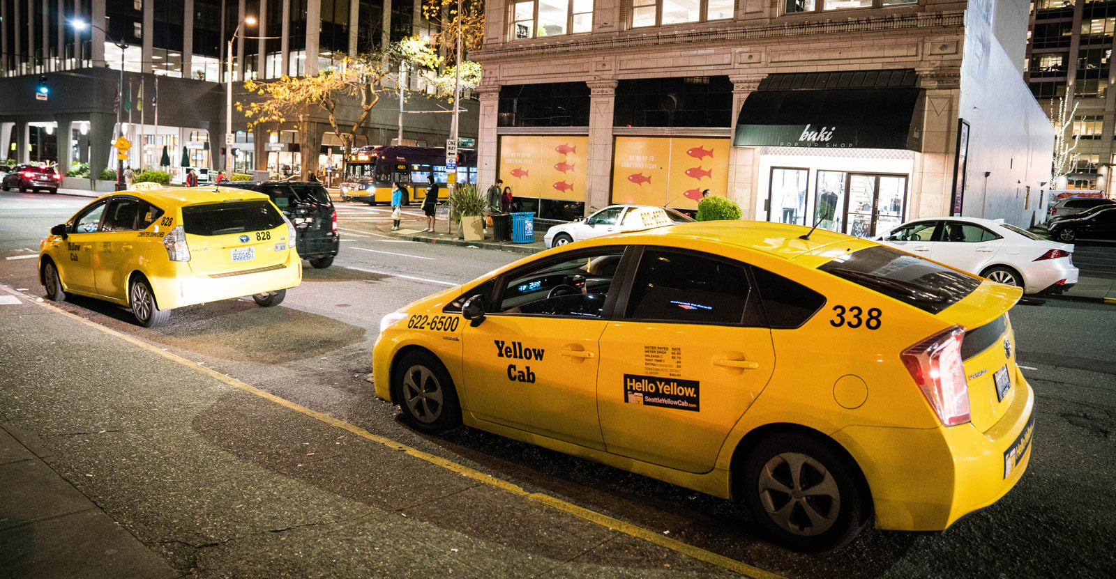 SYC-photo-5 | Seattle Yellow Cab : Taxicabs and Wheelchair ...